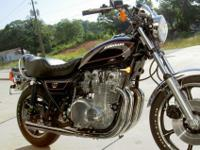 1978 Kawasaki LTD 1000 unrestored. This bike is in