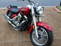 2007 Yamaha Road Star Mint Condition -- Price Reduced!