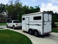 Adam Ju lite trailer for sale. Incredibly well