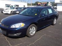 Here is a great deal on a 2011 Chevy Impala for only