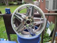 Set of 4 monte carlo/impala rims 176.5  please.call