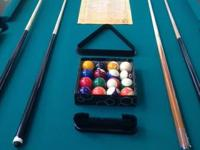 The Imperial 8 Ft Shadow Pool Table offers top quality