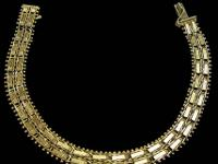 Imperial Gold 14k 12.8 Grams Yellow Gold Bracelet. Here
