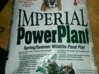HELLO I HAVE A NEW 25LB BAG OF IMPERIAL POWER PLANT