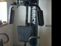 I have a Marcy by Impex exercise machine that I just