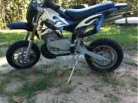 For Sale..... China made dirt bike.. $75 or trade for
