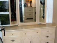 Impressions By Thomasville Bedroom Set 7 Drawer Dresser