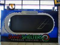 Smart Shelters Inc builds and installs in ground garage