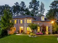 Nestled on a cul-de-sac in the heart of East Cobb this