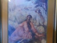 This is a print sold by TRANSART INDUSTRIES in the late