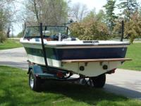 Inboard competition ski boat service and WINTERIZING: