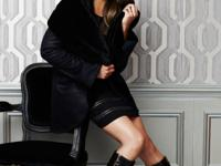 What could be more luxurious than INC's faux shearling