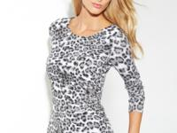 Be the leader of the pack in INC's animal-print ruched