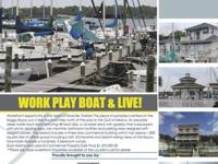 One of a Kind 48 Boat Slip Marina & Waterfront