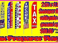 Tax Preparer advertisement items products ***