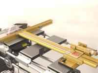 the incra ts - 111 ultra table saw jig for shopsmith