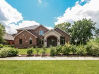 Incredible custom built all brick and stone home on