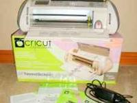 Cricut Expressions paper cutter -- in like new