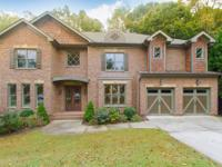 INCREDIBLE DUNWOODY Delight & Entertainer's DREAM Home