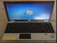 HP ELITEBOOK 6930P- INTEL CORE 2 DUO 2.4GHZ PROCESSOR,