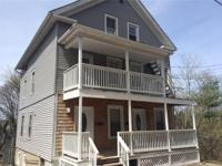 Incredible income $3825. per month on renovated 3 unit!