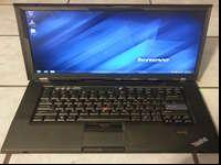 -LENOVO THINKPAD W500- INTEL CORE 2 DUO 2.53 GHZ
