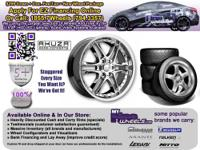 Hurry and call to reserve your new wheel and tire