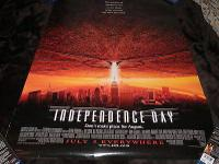 Independence Day Original DS Theater One-Sheet, Near