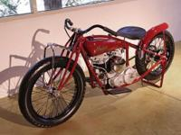 1929 Indian 101 Scout Flat Track Racer The Indian