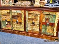 Asian Images Indian furniture and decorative items.