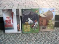 This listing is for 3 books by Lynn Reid Banks and all