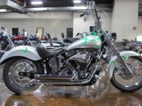 You are looking at a highly customized 2001 Indian