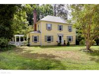 Classic colonial Williamsburg historic homes for sale