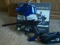 Indian Creek pro master, w/ eye, includes Halo hopper,