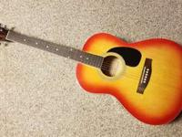 The Indiana Dakota is the perfect guitar for you if you