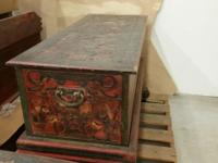 Carved Wood Indonesian Chests ( 4 - chests $150.00