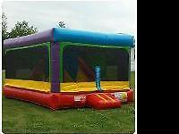 Have a Winter Event and want to RENT a bounce house? We