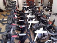 These are Schwinn IC Pro Spin bike fully commercial