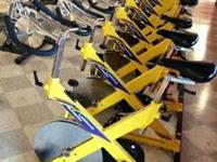 This is a Used LeMond RevMaster Indoor Cycle Belt - The