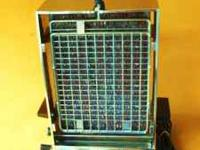 For Sale: Featherock vertical double-sided electric