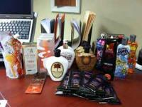 Indoor Tanning Lotions: Brand new bottles - never
