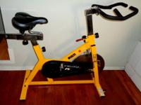 Indoor Training Workout Exercise Fitness Bike Bicycle