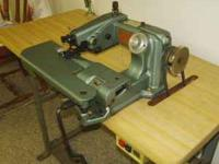 I have a U S Blind Stitch industrial sewing machine, It