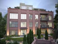 Industrial chic, eleven new condominiums presenting the