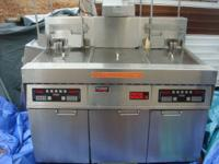 Frymaster Filter Miracle II w / Merco Warmer $600.