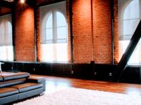 Industrial-style Lofts available. Downtown Newark New