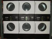Industrial MAYTAG STACKDRYER MODEL NUMBER MLG33PDAWW