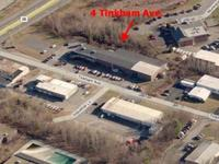 26,000 SF +/- investment. Building has office,