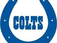 Indy Colts Cornhole Decals Color : Colts Blue Set Of 2