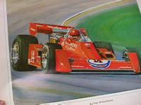 Indy Nascar Auto Car Racing Posters -- sold seperate